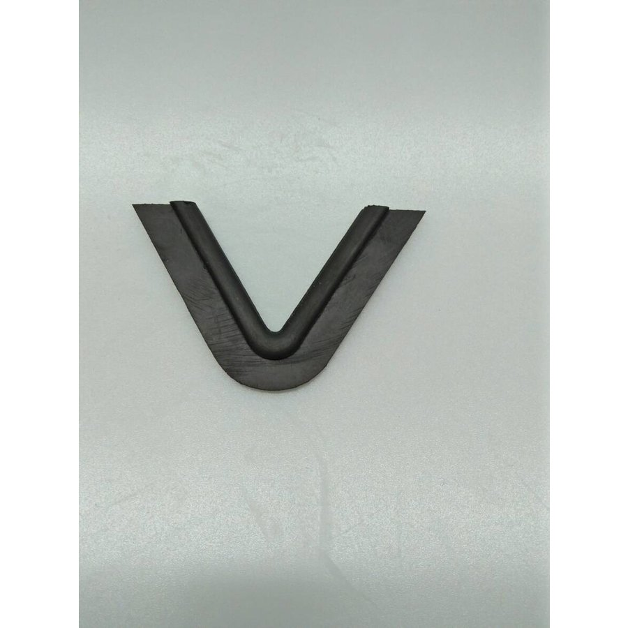 Rubber joint of the rear indicator unit (in V form) Citroën ID/DS-6
