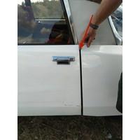 thumb-Abdichtgummisatz [6] mit Drahteinlage für Türen und Hinterkotflügel (L 700) Citroën ID/DS-6