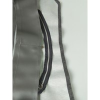 thumb-Leatherette conduct with zipper placed in front of the radiator from 65 Citroën ID/DS-2