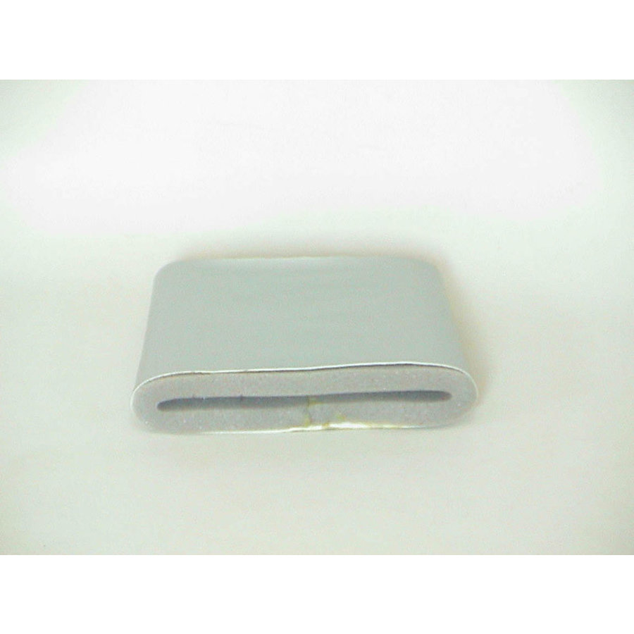 Leatherette conduct silver color with foam inside right side Citroën ID/DS-1
