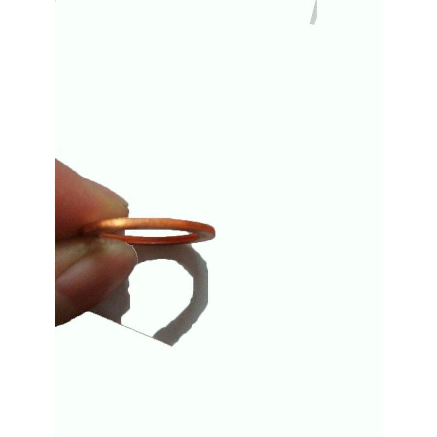 Koper o-ring van olieplug Citroën ID/DS-4