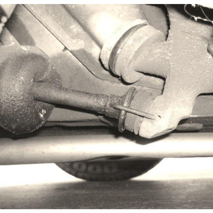 Borgpen veercylinder hard maar buigbaar staal DS - ID - Citroën ID/DS-2