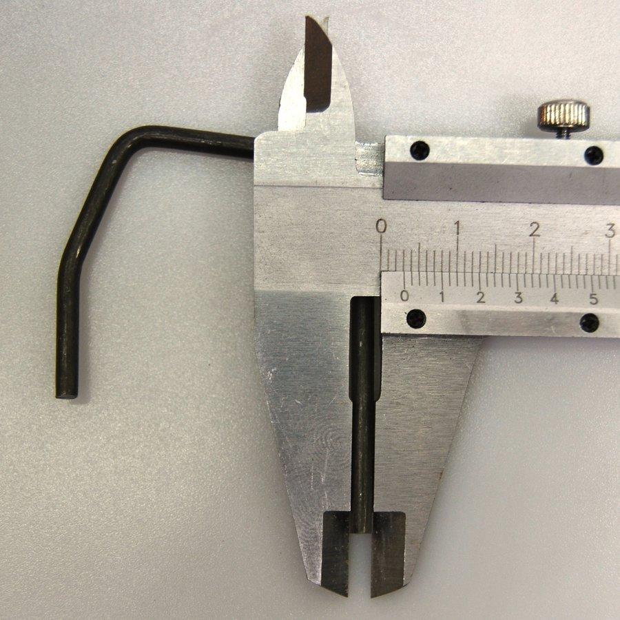 Rear rod pin Citroën ID/DS-7