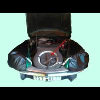 thumb-Tragplatte für Ölkanne und Jack im Reserverad Citroën ID/DS-2