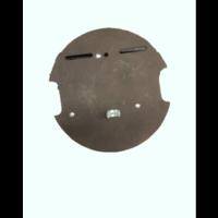 thumb-Tragplatte für Ölkanne und Jack im Reserverad Citroën ID/DS-3