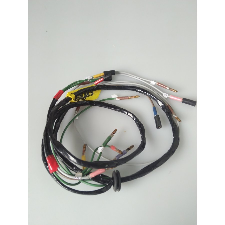 Kabelbundel in voorscherm R Citroën ID/DS-2