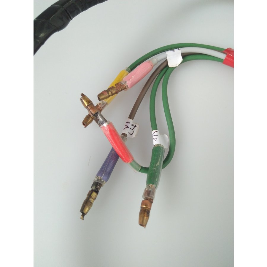 Kabelbundel in voorscherm R Citroën ID/DS-3
