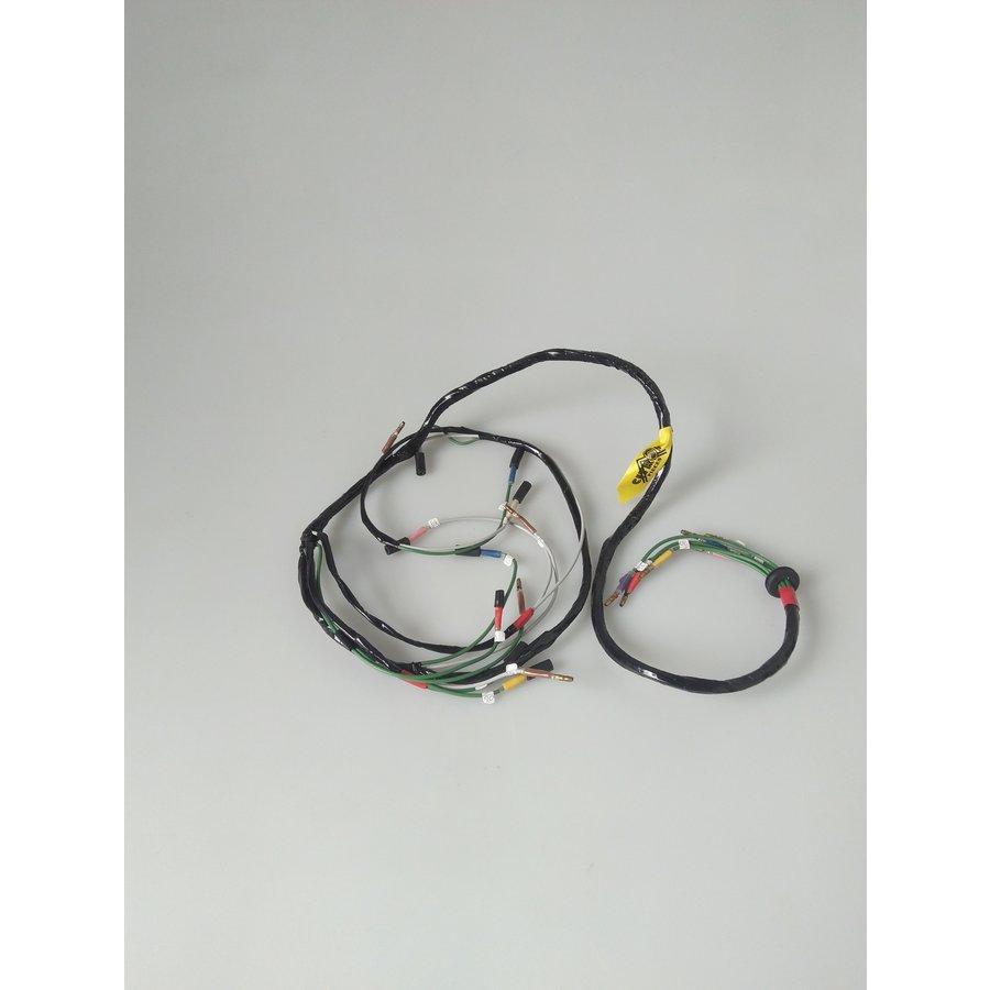 Kabelbundel in voorscherm L Citroën ID/DS-8
