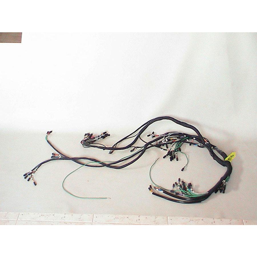 Faisceau principal 66 dynamo batterie a G Citroën ID/DS-2