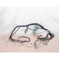 thumb-Electrical kabel set from 69 alternator battery right side Citroën ID/DS-1