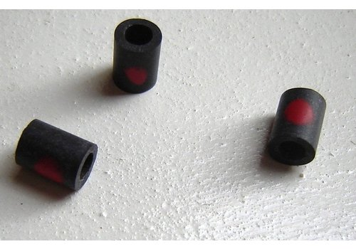 Rubber fordraulic pipe red liquid: 45mm Citroën ID/DS