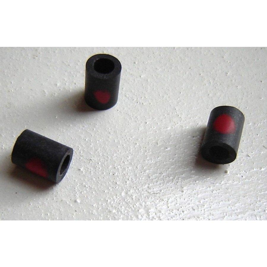 Gummitüllen fürdraulische Leitungen: 45 mm rot Citroën ID/DS-1
