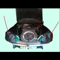 thumb-Kotflügel Schutzverkleidungssatz [R+L] für Mechaniker Citroën ID/DS-1