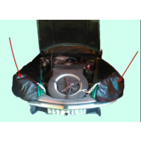 thumb-Kotflügel Schutzverkleidungssatz [R+L] für Mechaniker Citroën ID/DS-4