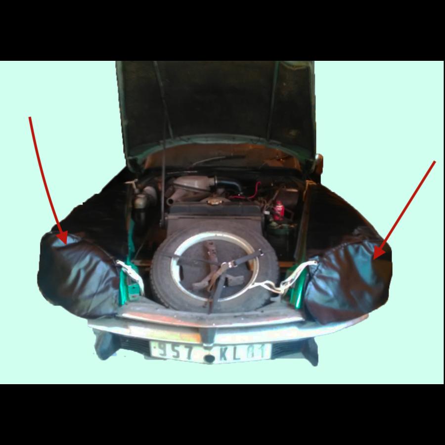 Kotflügel Schutzverkleidungssatz [R+L] für Mechaniker Citroën ID/DS-4