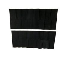 thumb-Garniture étoffe noir fixée contre l'AR de la banquette AR[2] (420 x 1000) Citroën SM-5