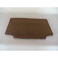 thumb-Carpet piece brown fastened to back of front seat Citroën SM-1