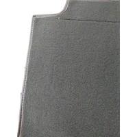 thumb-Pièce de tapisserie grise fixée au dos du siège AV Citroën SM-2