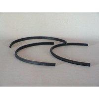 thumb-Rubber joint (U shaped) between glas cover of licence plate and front (L 550)-Europe Citroën SM-1