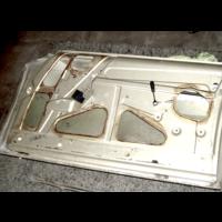 thumb-Jeu d' étancheité de porte (20 plastiques précoupés dans la forme pour 1 voiture) Citroën SM-3