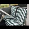 2CV Schotse ruit groen Citroën 2CV