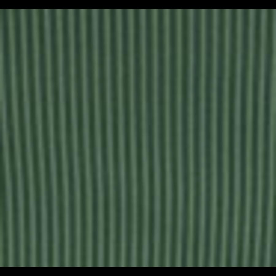 Housse d'origine pour siège en étoffe vert raillée (bayadère)(Copie éxacte de l' étoffe d' origine!) années '50 '60 Citroën 2CV-2