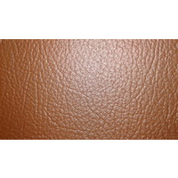 thumb-Trimming for rear window shelf brown leatherette Citroën 2CV-4