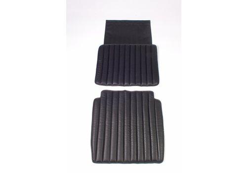 Housse d'origine pour siège en simili noir 2 e model Citroën HY