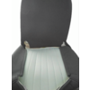 HY Original seat cover set for front seat in gray cloth (cool in the summer!) Citroën HY