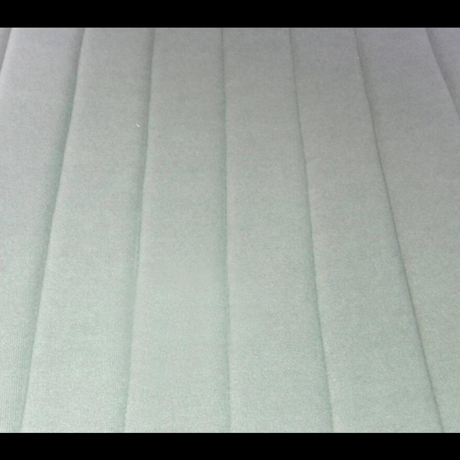 Hoes voorstoel grijs stof Citroën HY-2