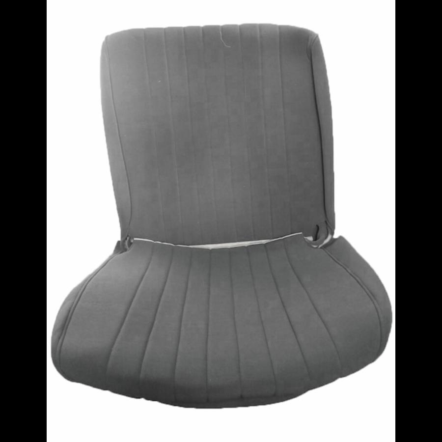 Hoes voorstoel grijs stof Citroën HY-3