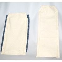 2 cloth material spring fixition pads for the front seat Citroën HY