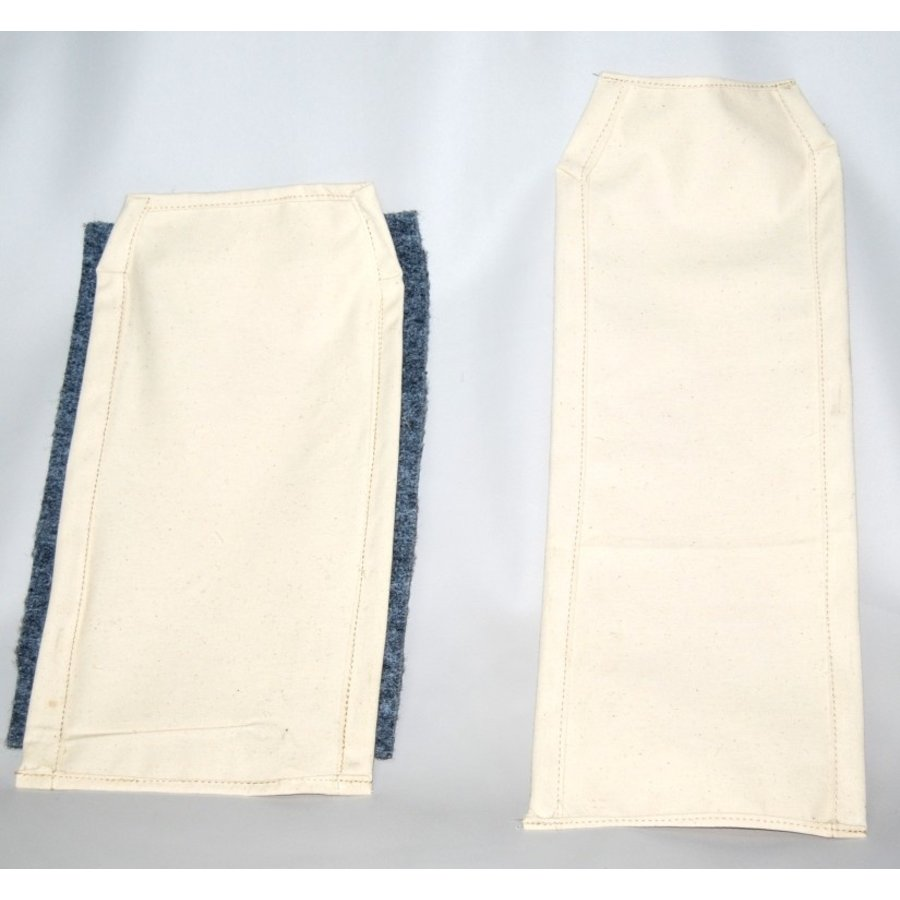 2 cloth material spring fixition pads for the front seat Citroën HY-1