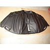 HY Sound proofing cover recovering the motor separation unit black leatherette Citroën HY