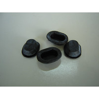thumb-Oval rubber plug for closing of hole to adjust window channel Citroën-1
