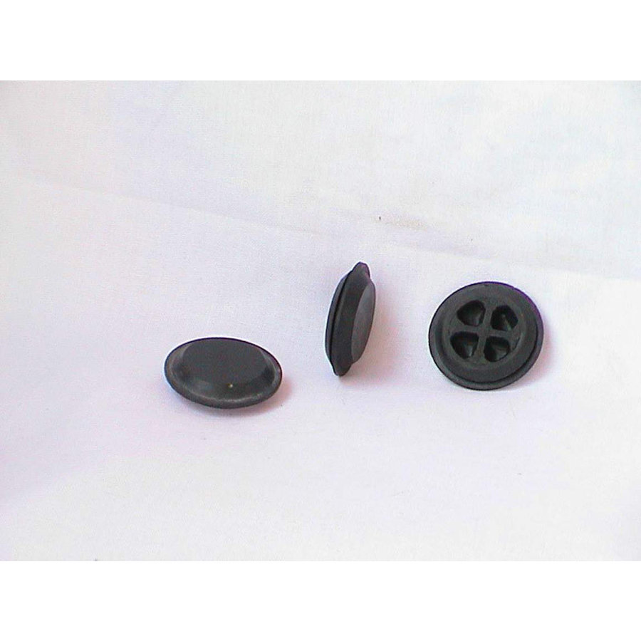 Rubber plug for closing among others the grease points round (diam 40) Citroën-1