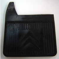 Mudflap for any kind of Citroën, supplied without mounting materials