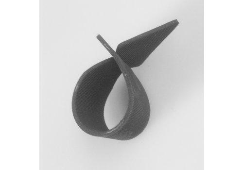 Kabelbinder gummi (155 mm x 35 mm Inner Diam 30 mm) Citroën