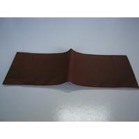 Couverture en cuir marron pour la notice d'entretien (145 x 190 ) Citroën Accessoire