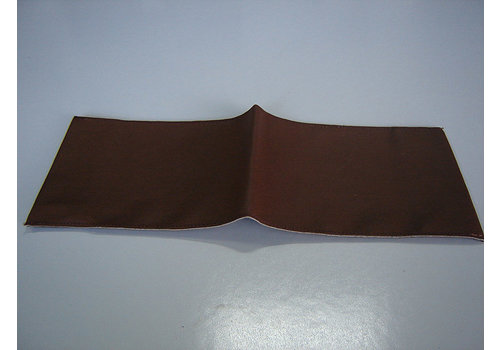 Accessoire Cover made of dark brown leather for instruction manual (145 x 190) Citroën Accessoire