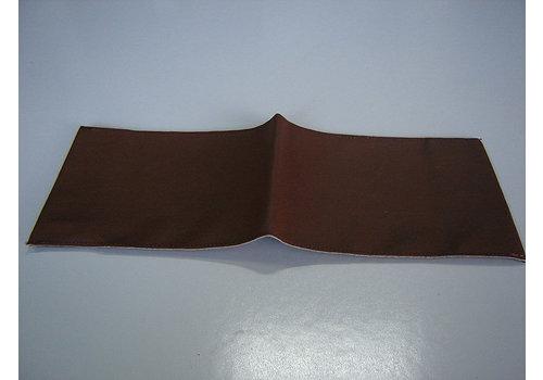 Kaft bruin leer voor instructieboekje (145 x 190) DS Citroën Accessoire