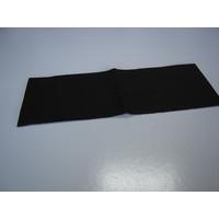Umschlag Leder schwarz für Benutzerhandbuch (145 x 190 ) Citroën Accessoire