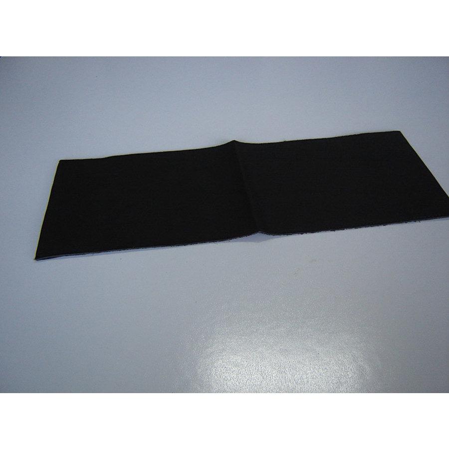 Couverture en cuir noir pour la notice d'entretien (145 x 190 ) Citroën Accessoire-1