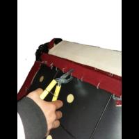 thumb-Bekledingstang voor montage bekleding-3