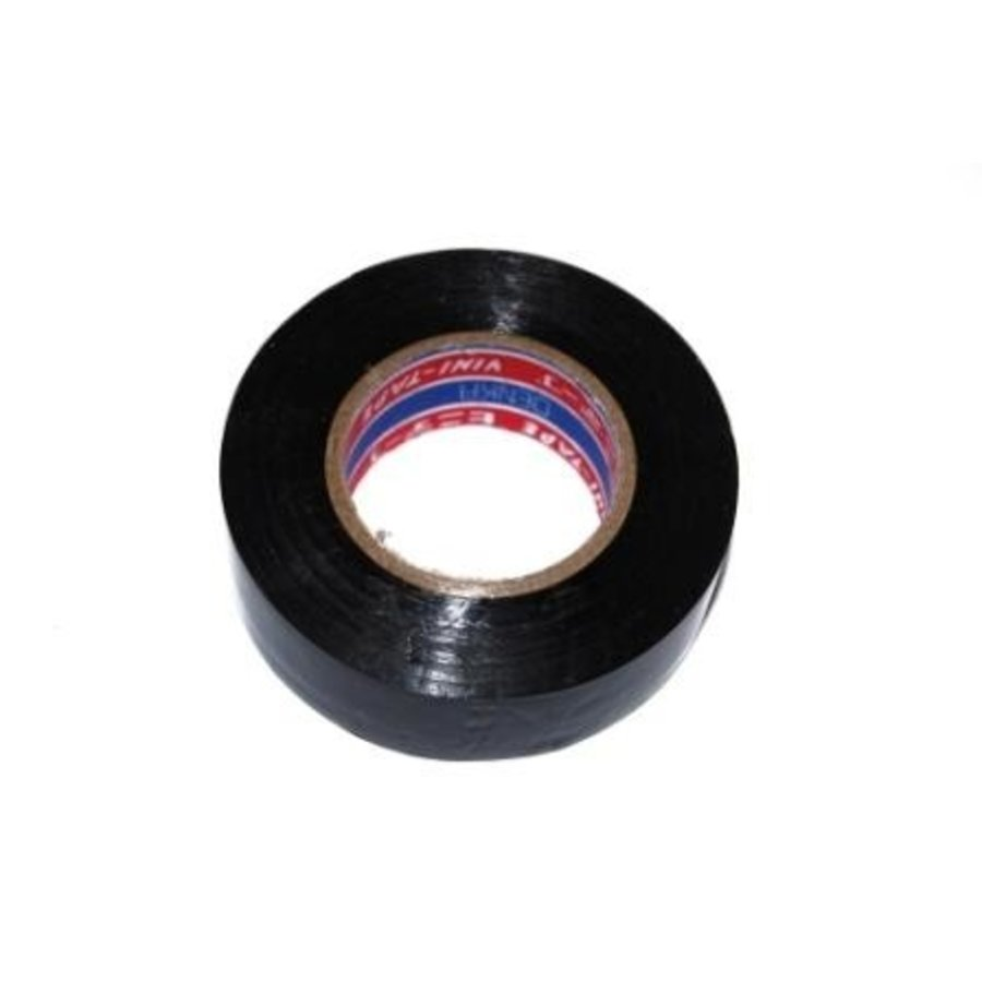 leatherette tape (black) for repairing wiring harnesses-1