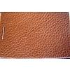 Material Lederhaut wie gewachsen dunkelbraun (Preis pro QuadratfuUpholsteryLeather