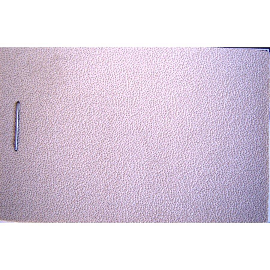 PVC skai blanc casse (prix au metre largeur +/- 150 M)-1