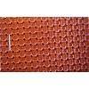 Material leatherette brown (price per meter width +/- 150M)