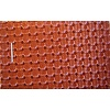 Material PVC braun Waffelstruktur (Preis pro Meter +/- 150 m breit)UpholsteryMaterial