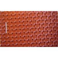 PVC braun Waffelstruktur (Preis pro Meter +/- 150 m breit)UpholsteryMaterial